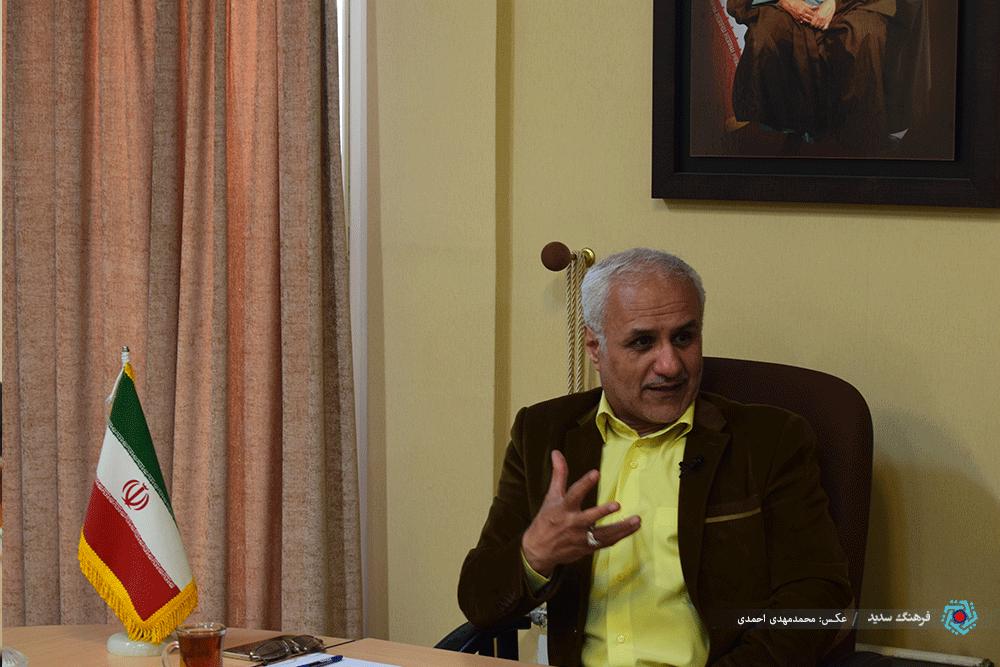 7632 747 گفتگوی پایگاه مطالعاتی  تحلیلی فرهنگ سدید با استاد حسن عباسی